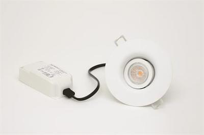 Downlights led montering